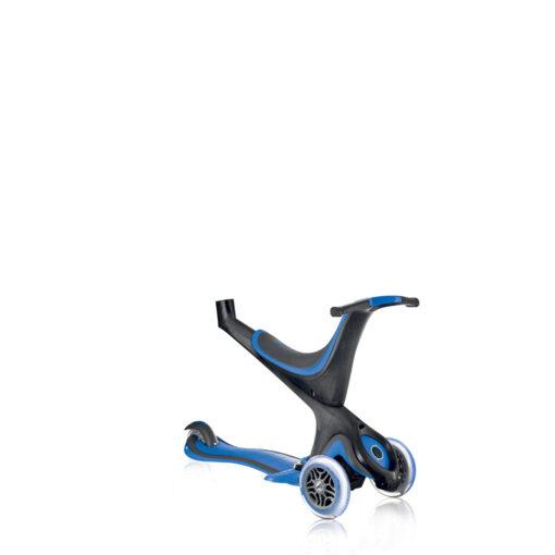 Колело за баланс/яздене - тъмно синьо