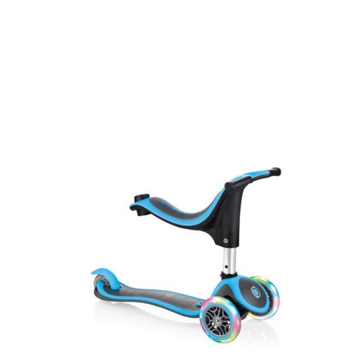 Триколка за яздене - синя