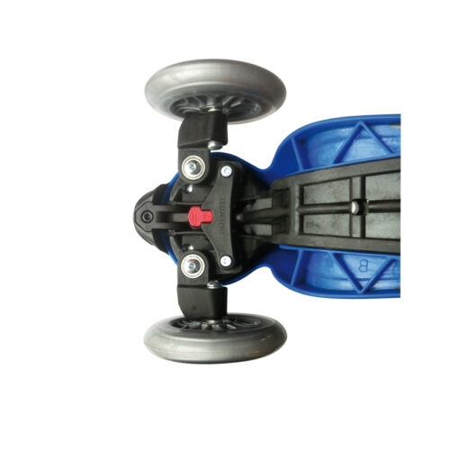 Тротинетка-триколка - предни колела