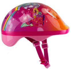 каска за момиче розова Барби