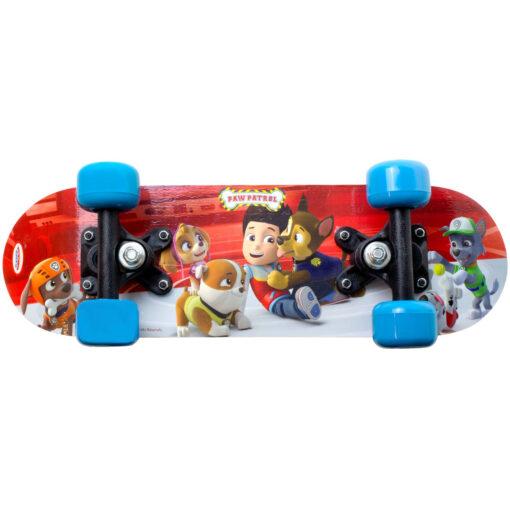 Мини скейтборд за деца с картинки на Paw Patrol