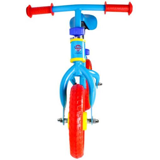 Детско колело за баланс - синьо