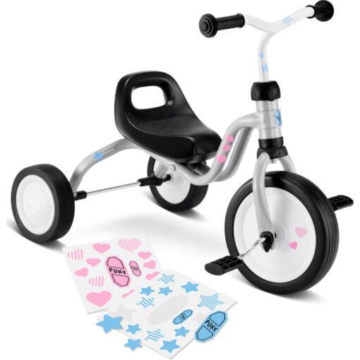 Puky Fitsch - детско колело триколка с педали за момче и момиче