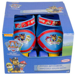 Кутия сини ролкови кънки Пес Патрул