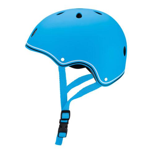 Светло синя каска за деца - Globber