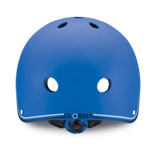 Синя каска за деца - 51-54см. - синя