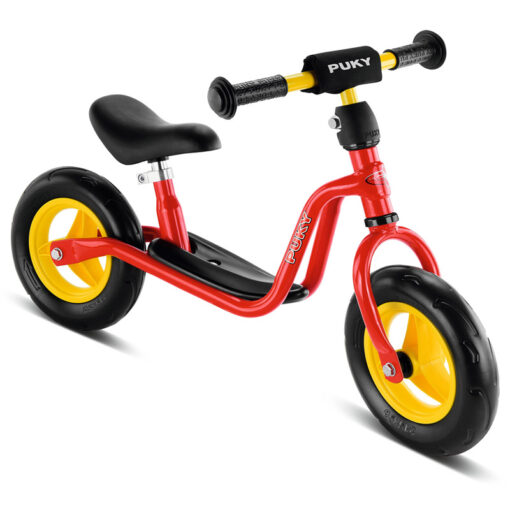 Puky велосипед без педали - червен