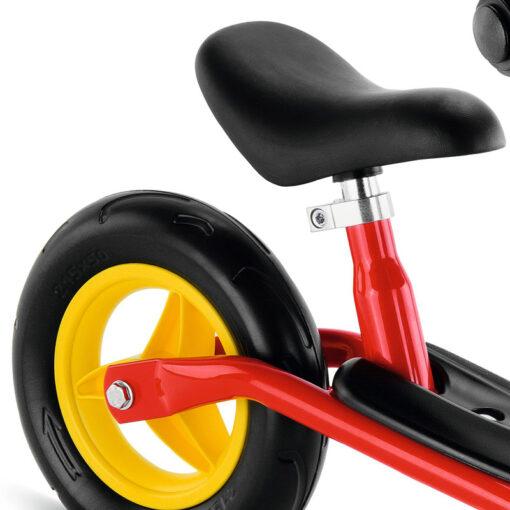 Регулируема седалка на колело Puky LR M