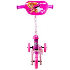 Розова тротинетка за момиче - Скай