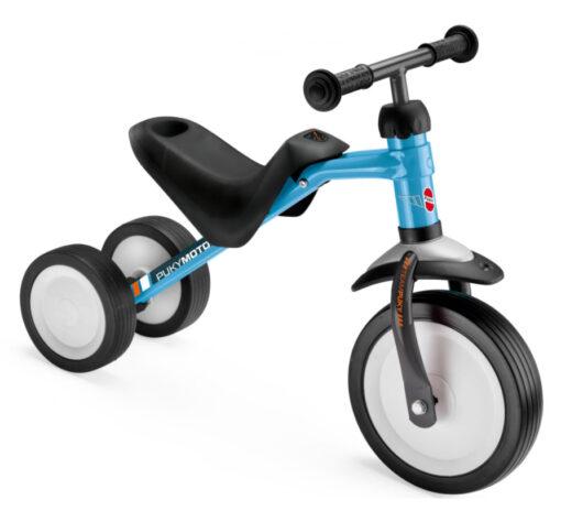 Детска триколка за бутане баланс
