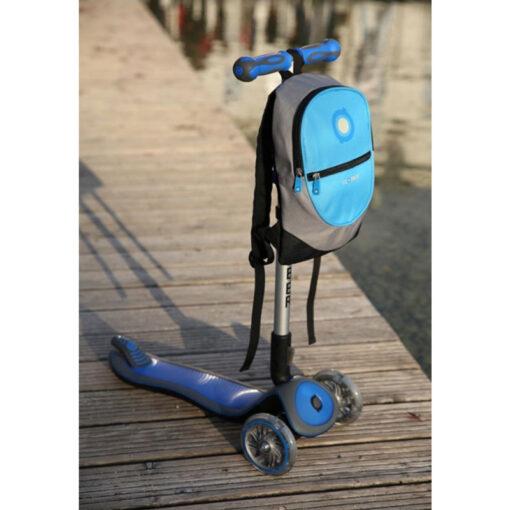 Раница за тротинетка и колело - Globber
