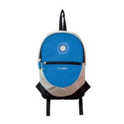 Синя раница Globber за колело или тротинетка