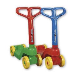 Евтина детска тротинетка с 4 колела
