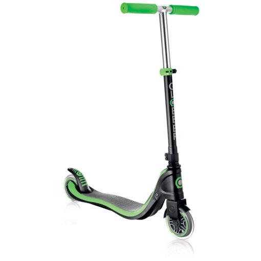 Зелена тротинетка с две колела - Globber