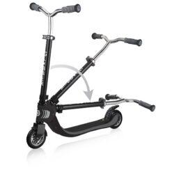 Тротинетка с 2 колела - Globber - черна