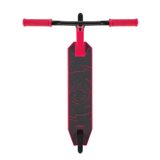 Тротинетка за скачане - Globber - червена