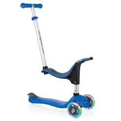 Триколка с родителски контрол и светещи колела