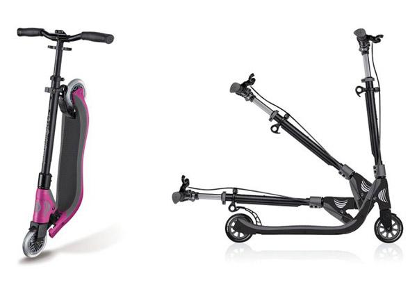 Сгъваеми тротинетки с две колела за деца и тийнейджъри