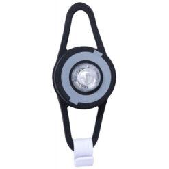 LED фенерче за тротинетка - черно