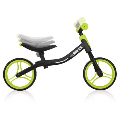 Детско колело за баланс регулиране на седалка и кормило