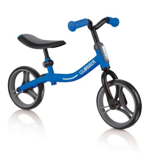 Детско колело за баланс без педали - синьо