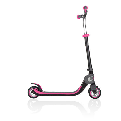 Тротинетка за момиче с 2 колела - Globber - розова
