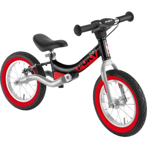 Баланс колело със спирачка - черно, Puky LR Ride Br