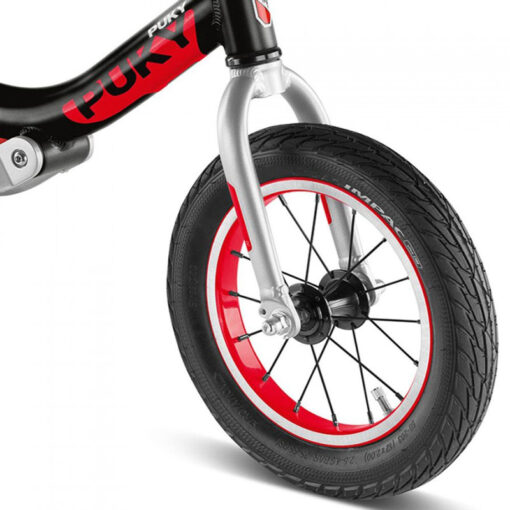 Puky LR Ride Br - черно колело за баланс