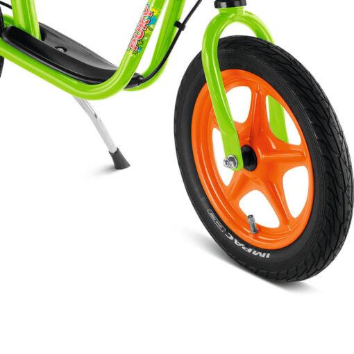 Колело за баланс - ПУКИ - зелено