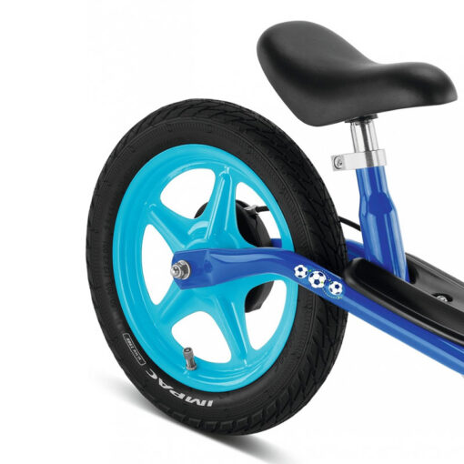 Велосипед със спирачка за баланс - син