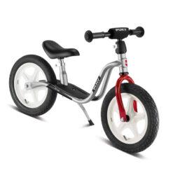 Велосипед за баланс - Puky - сребрист
