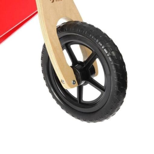 Дървено колело за балансиране