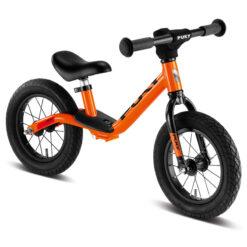 Лек велосипед за баланс - Пуки - оранжев