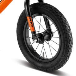 Велосипед за баланс - оранжев