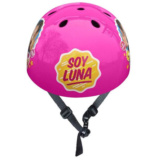 Сой Луна - предпазна детска каска за колело или ролери