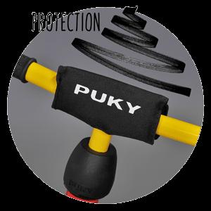 Допълнителна защита на кормилото - Пуки