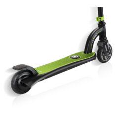 Електрическа тротинетка за деца зелена