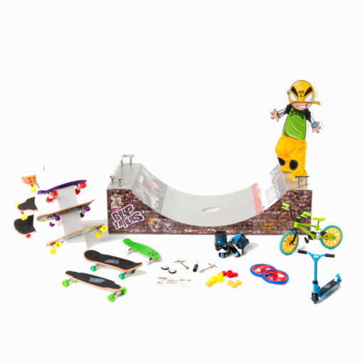 Рампа с играчки за пръсти - Grip&Tricks