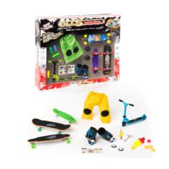 Играчки за пръстчета - фингърборд, тротинетка, ролери