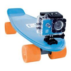 Скейтборд с камера с HD резолюция
