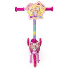 Детска тротинетка Барби за момиче
