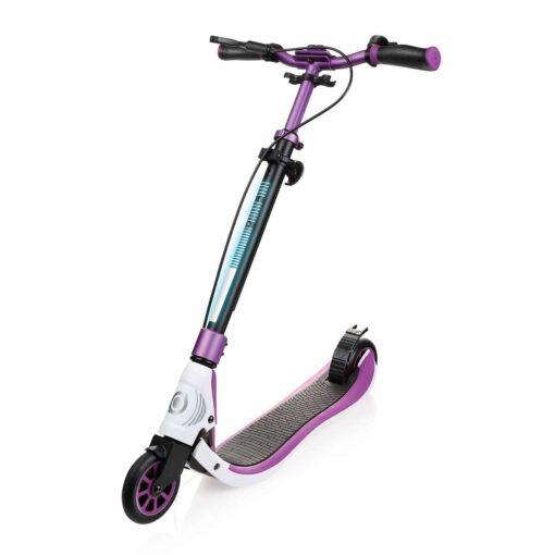 Сгъваема тротинетка с две колела Globber ONE NL лилава