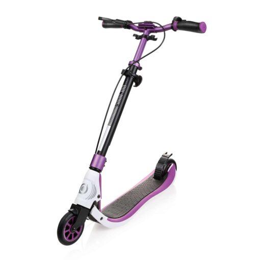 Тротинетка с две колела Globber ONE NL лилава