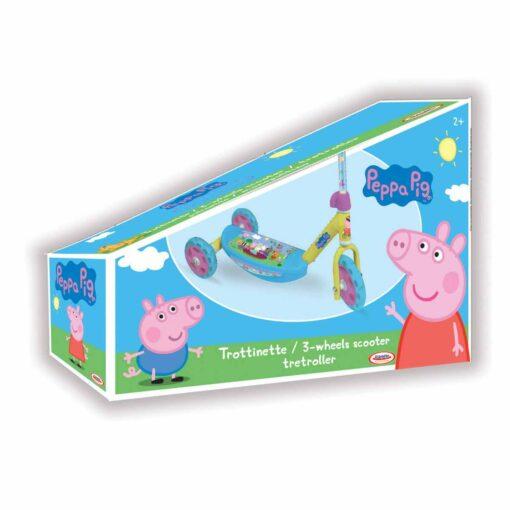 Тротинетка Peppa Pig за деца