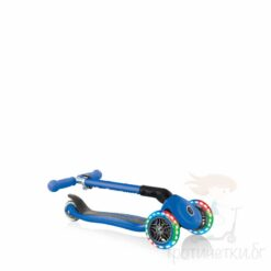 Сгъваема тротинетка синя - Globber