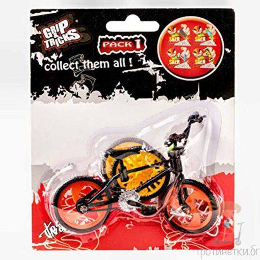 Играчка за пръсти колело BMX