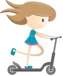Избор №1 за тротинетки, скутери и колела