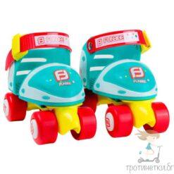 Регулируеми детски ролкови кънки - Тротнетки.БГ