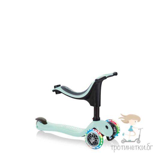 Тротинетка и колело за баланс в едно - Тротинетки.бг